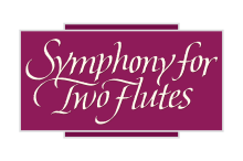Symphony for Two Flutes